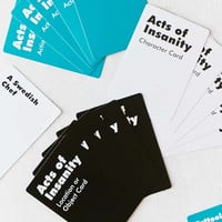 Acts Of Insanity Game - Urban Outfitters