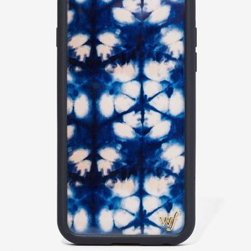 Wildflower Blue Indigo iPhone 6 Case