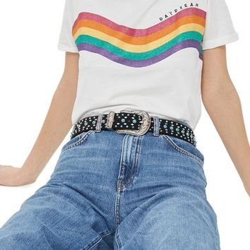 Topshop Day Dreamer Rainbow Tee | Nordstrom