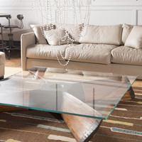 24e Propeller Coffee Table
