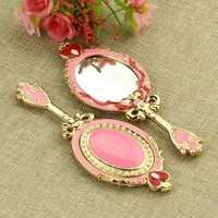 Sailor Moon Spiral Heart Hand Mirror - Pink