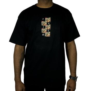 On the Scene Tee in black