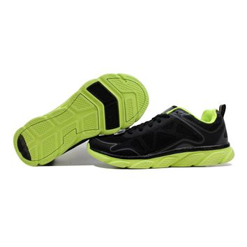 Athletic Works Mesh Jogger Black/Green MNAW46DP001