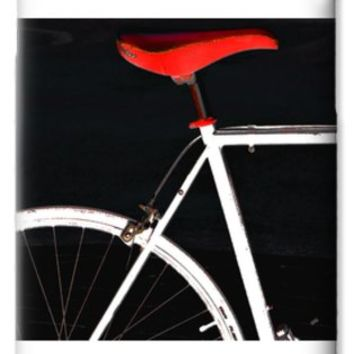 Bike In Black White And Red No 1 iPhone 6 Case for Sale by Ben and Raisa Gertsberg