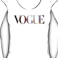 So Vogue Scoop Neck