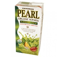 Organic Soymilk Green Tea 32 oz