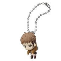 Attack on Titan Pinched Swing Mascot Keychain - Jean
