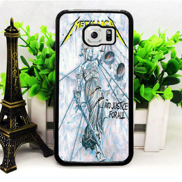 Metallica And Justice For All Samsung S7 | S7 Edge Cases haricase.com