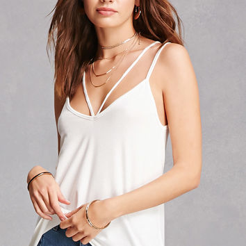 Strappy Cutout Cami