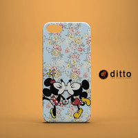 THE BIG KISS Design Custom Case by ditto! for iPhone 6 6 Plus iPhone 5 5s 5c iPhone 4 4s Samsung Galaxy s3 s4 & s5 and Note 2 3 4