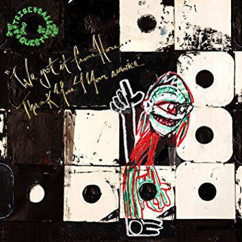We got it from Here... Thank You 4 Your service - Tribe Called Quest, CD
