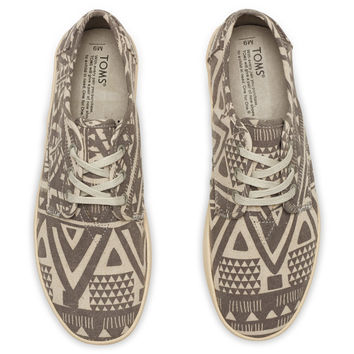 Grey Tribal Men's Paseos