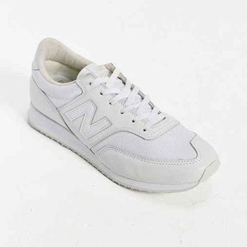 CREYON new balance 620 whiteout running sneaker white