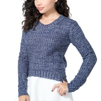 Ocean Waves Sweater