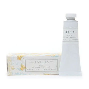 Lollia Wish Petite Treat Shea Butter Handcreme-0.33 oz.