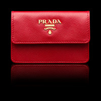 Prada E-Store · Woman · Wallets · Business Card Holder 1M0881_QWA_F068Z