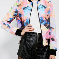 Finders Keepers Oblivion Quilted Jacket - Urban Outfitters