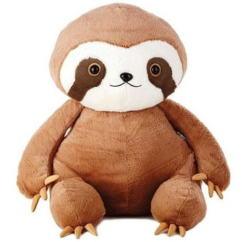 Baby Sloth Giant Stuffed Animal, 30""