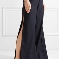 Jacquemus - Wool wide-leg pants