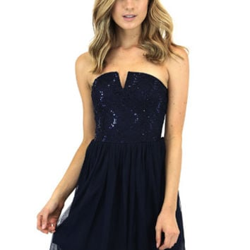 In The Moonlight Tulle Dress