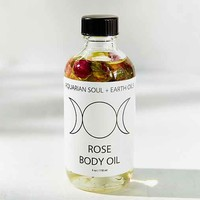 Aquarian Soul Rose Body Oil