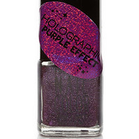 FOREVER 21 Holographic Purple Glitter Nail Polish Purple/Silver One