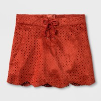 Toddler Girls' A-Line Skirt - Genuine Kids® from OshKosh Brown Suede