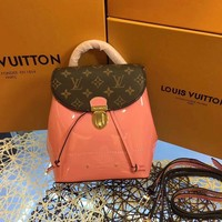 LV Louis Vuitton Women Backpack 2019 New Fashion