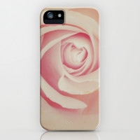rose iPhone & iPod Case by Marianna Tankelevich