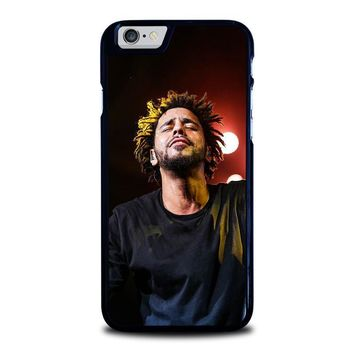 j cole iphone 6 6s case cover  number 1