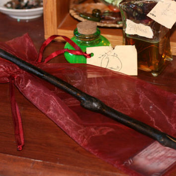 Bellatrix LeStrange wand