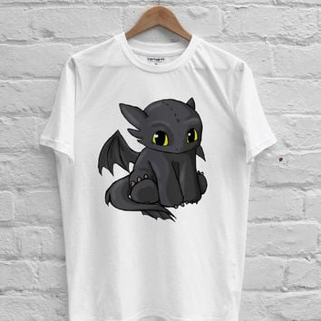 How To Train Your Dragon Toothless T-shirt Men, Women Youth and Toddler