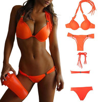 Push Up Bikini Brazilian Top Bathing Suits