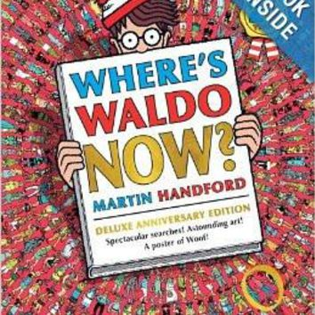 Where's Waldo Now Deluxe