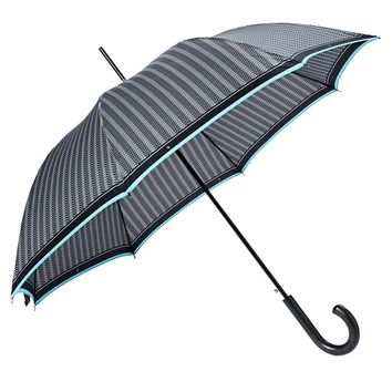Fulton Shoreditch Modern Herringbone Umbrella