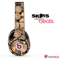 Logs Skin For The Beats by Dre Studio, Solo, Pro, Mix-R or Wireless