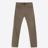 SLIM FIT TROUSERS DETAILS