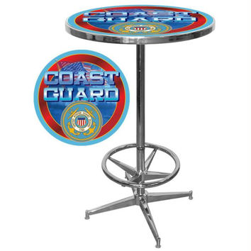 US Coast Guard Pub Table