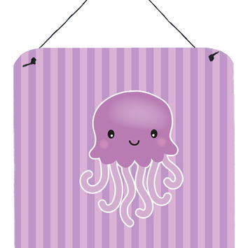 Jellyfish Wall or Door Hanging Prints BB7122DS66