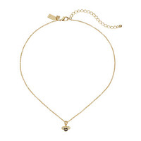 Kate Spade New York Queen Bee Mini Bee Pendant Necklace