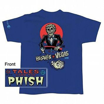 DCCK8UT Phish Halloween '98 Adult T-Shirt