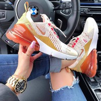 shosouvenir :NIKE Air Max 270 Air cushion cushioning running shoes