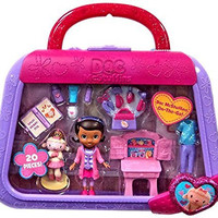 Just Play Doc McStuffins On The Go Lambie Playset