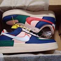 Free shipping: Nike Air Force 1 AF1 low-top casual sneakers shoes