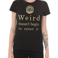 Vampire Academy Weird Girls T-Shirt