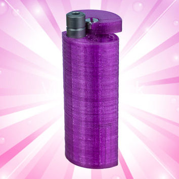 Gloss Purple Dugout One Hitter - The Pinch Hit