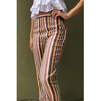 Let's Brunch Pants- Multi