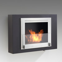 Eco-Feu Pacific Built-In Fireplace