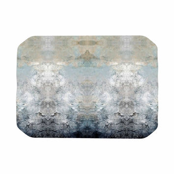 "Pia Schneider ""Heavenly Bird III"" Blue Pattern Place Mat"