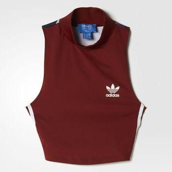 adidas Rita Ora Tank Top - Red | adidas UK